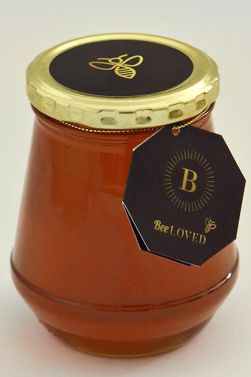 375 ml Bee Loved Raw Organic Honey