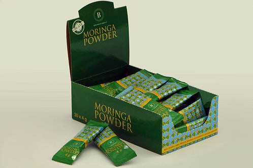 4g Moringa Powder Sachet (Box of 30)
