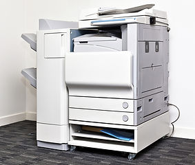 Office copying machine