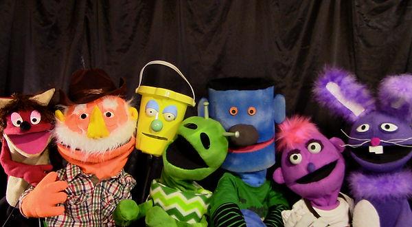 rainbow puppets.JPG