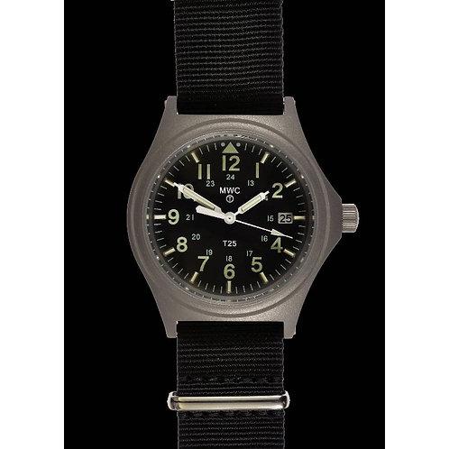 G10 100m GTLS 12/24 Titanium Model Military Watch