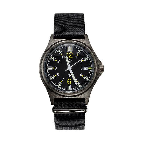 G10SL PVD MKV 100m 防水軍用手錶