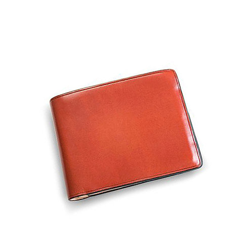 IL BUSSETTO BIFOLD WALLET WITH COIN POUCH