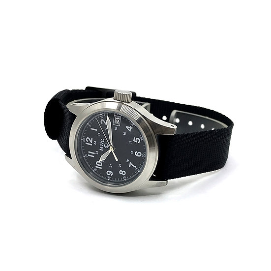 Classic 100m Water Resistant General Service Watch with 24 Jewel Auto Movement
