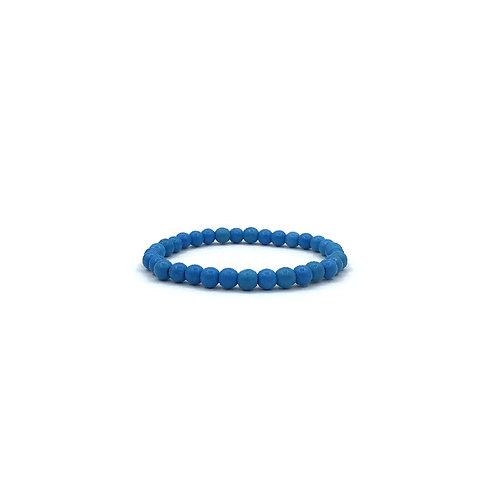 BRANCO Earth Blue Howlite Bracelet