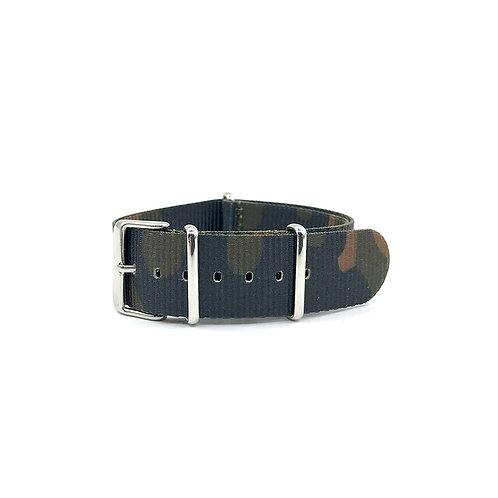 Camo Nato Watch Strap