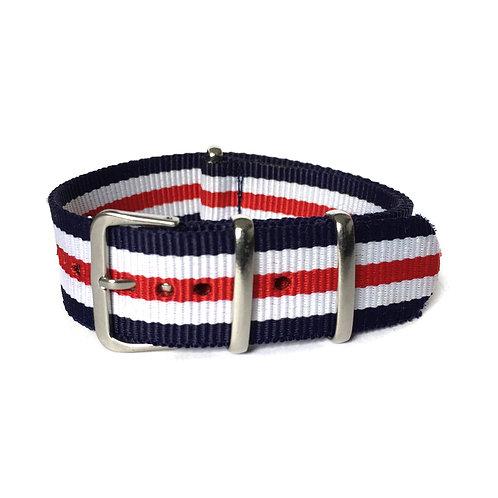 Stripe Nato Watch Strap