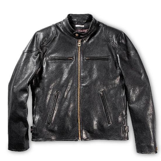 香格里拉HeritageCAFÉRACER皮革夾克