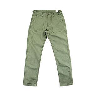 ORSLOW Slim Fit US ARMY FATIGUE PANTS