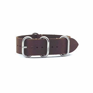 Leather Zulu Strap