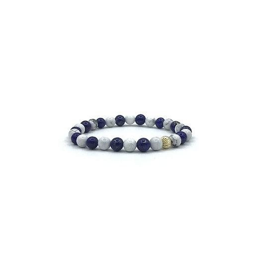 BRANCO Noble Blue Lapis Bracelet