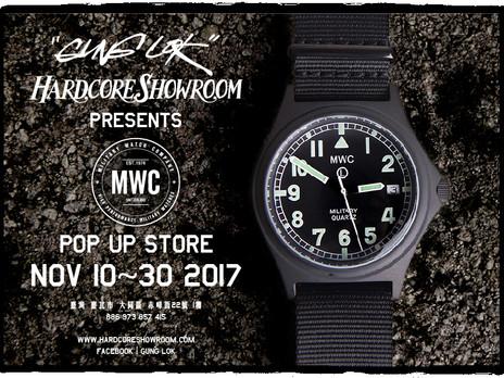 MWC / Gung Lok POP UP Store
