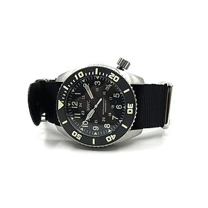 """MWC """"Depthmaster"""" 100atm / 3,280ft / 1000m Water Resistant Military Divers Watch"""