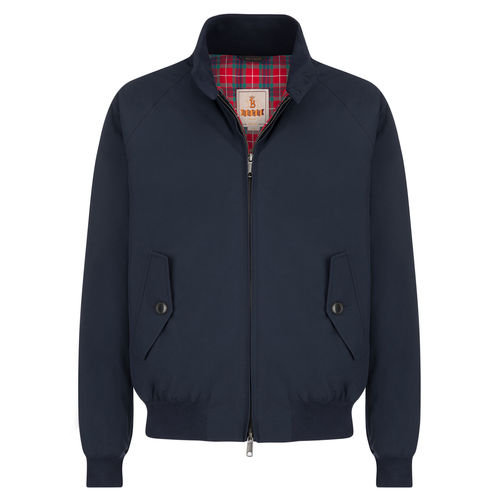 BARACUTA G9 MODERN CLASSIC HARRINGTON JACKET