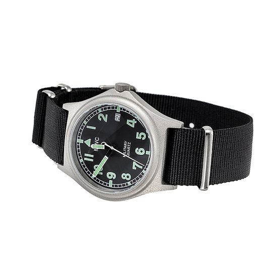 MWC G10BH 50m Water Resistant Military Watch