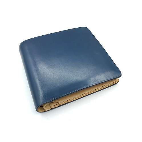 IL BUSSETTO COIN BI FOLD WITH SNAP CLOSURE