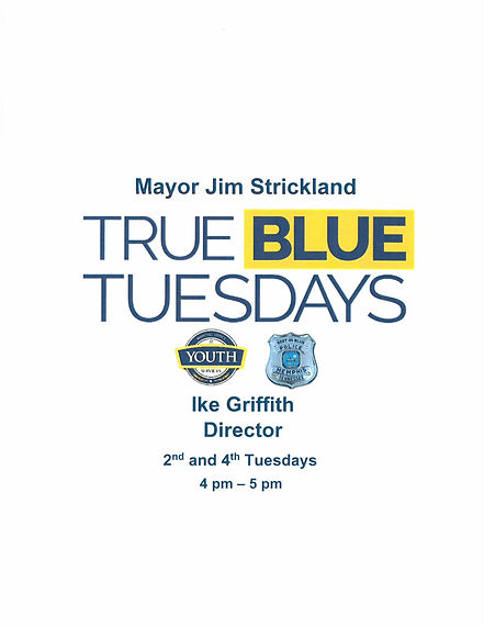 Graphic for True Blue Tuesdays Website.j