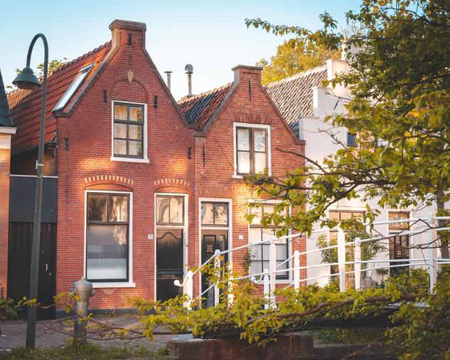 De schattigste huisjes van Delft