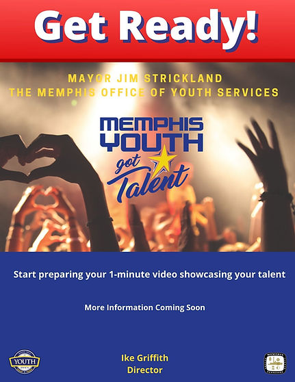 Save the Date Memphis Youth Got Talent .
