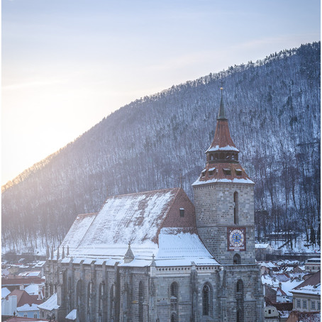 PHOTOGRAPHING LOCALLY to LEARN about SUNRISES - PHOTOGRAPHY in BRASOV