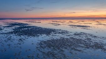 Zonsondergang in Oostvoorne