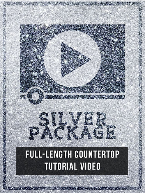 Silver Package - DSD Countertop Tutorial