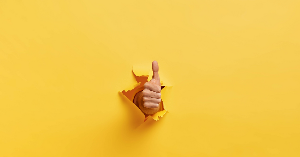 thumbs-up-breaking-through-wall-yello_ed
