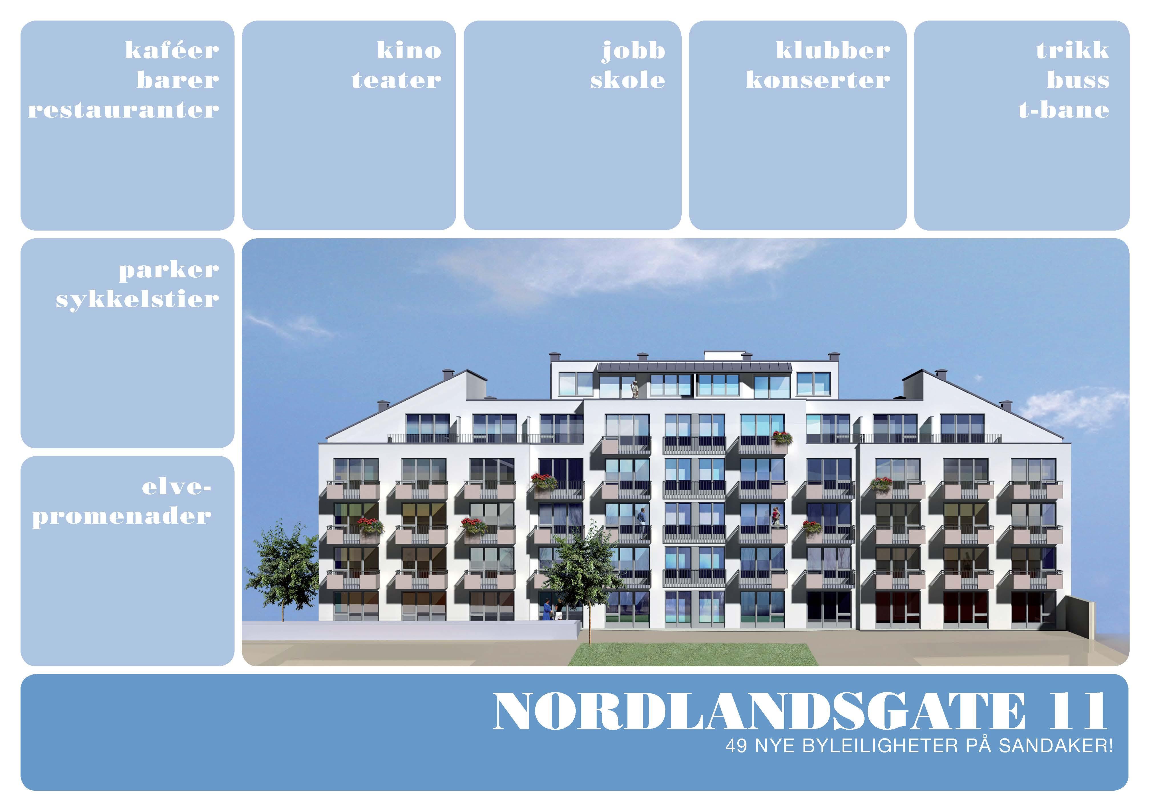 EM1 / Nordlandsgate