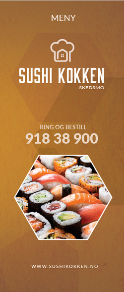 Sushi Kokken Skedsmo AS