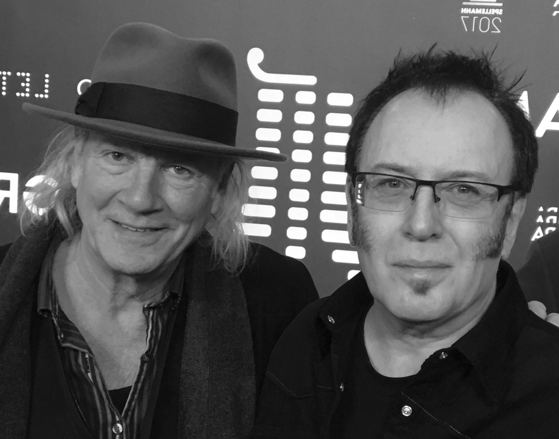 Bill Booth & Bill Troiani (lørdag)