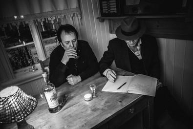 Bill Troiani and Bill Booth.