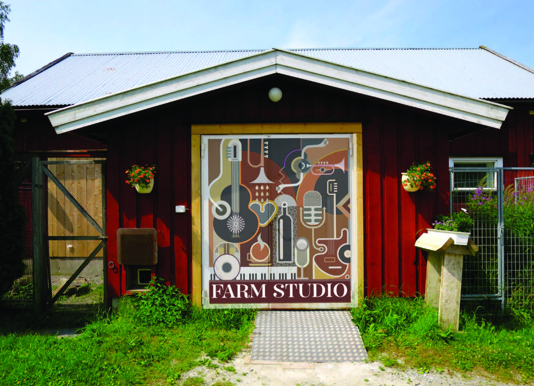 Welcome to Farm Studio!