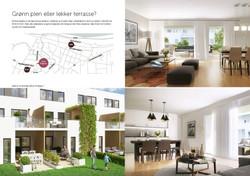 Oppslag fra boligprospekt
