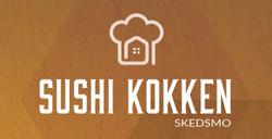 Logo og grafisk design for Sushi Kokken Skedsmo