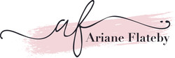 Ariane Flateby logo