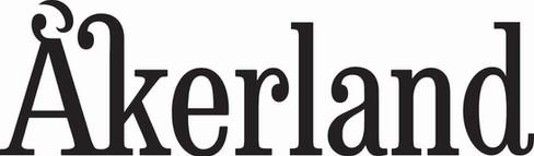 Sort logo hvit bakgrunn