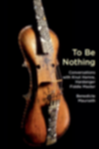 "To Be Nothing - english version of Benedicte Maurseth´s book ""Å vera Ingenting"""