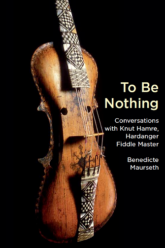 "To Be Nothing - english version of Benedicte Maurseth´s book ""Å vera Ingenting"""