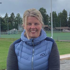Daglig leder Nina Granerud Fjeld