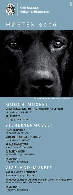 Program for Munch-museet