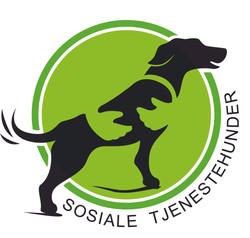 Logo for Sosiale Tjenestehunder