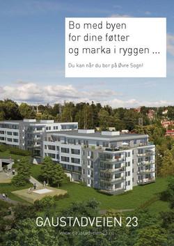 Boligprosjekt for EM1 Oslo