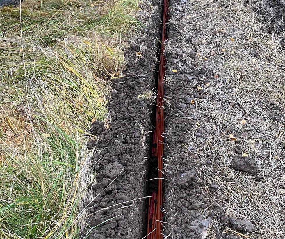 Gravingen fortsetter lørdag 3. oktober.