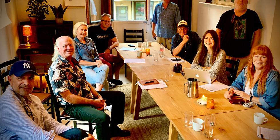 Årsmøtet i Norsk Americana Forum