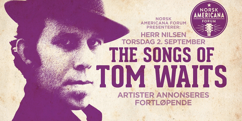 The Songs of Tom Waits