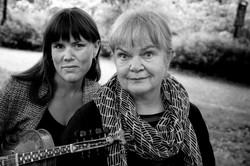 Anne Marit Jacobsen og Benedicte