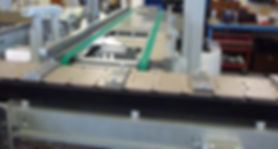 Twin track conveyors