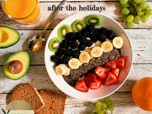 Easy Ways to Start a Natural Detox after the Holidays
