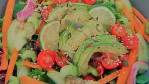 Colorful Detox Salad