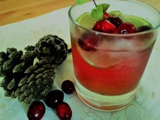 Cranberry Mojito (Alcohol-free)